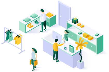 Fit-out finance for shops